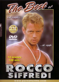 The best of Rocco Siffredi front cover