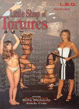 Little shop of tortures front cover