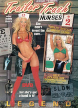 Jerome Tanner's Trailer Trash Nurses 2 front cover