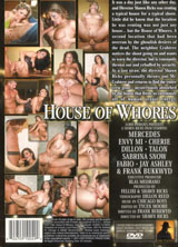 House Of Whores back cover