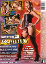 Boss Bitches 20 Ass-Phyxiation back cover
