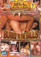 Buried To The Balls front cover
