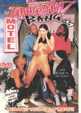 Gangsta' Bang #5 front cover