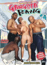 Gangsta Bang #4 front cover