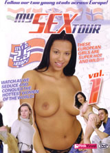 My First Sex Tour front cover