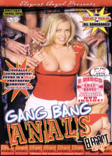 Gang Bang Anals front cover