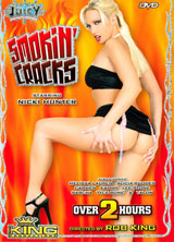 Smokin' Cracks porn dvd cover