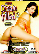 Cream Filled 2 porn dvd cover
