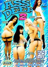 Ass Deep 2 front cover