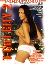 T-Girl City #2 porn dvd cover