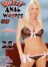 Big Tit Anal Whores #3 front cover
