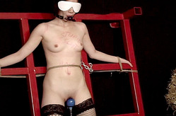 Sluts jaden tied and flogged