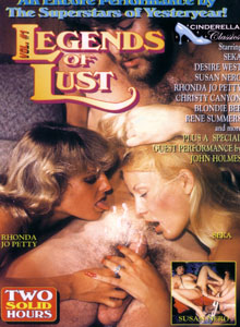 Legends of Lust Vol, 1