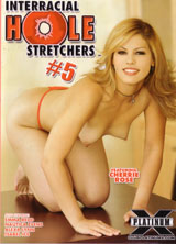 Interracial Hole Stretchers #5 front cover