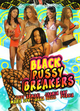 Black Pussy Breakers front cover