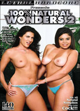 100% Natural Wonders! #2 front cover