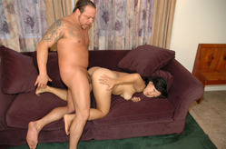 Plump oriental girl  shows some sexy skills, Sc&egrave;ne 4