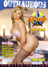 All-Star Callgirls front cover