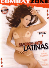 Smokin Hot Latinas front cover