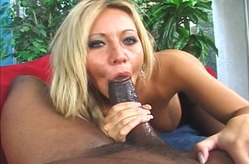 Jasmine's ass inhales massive black meat
