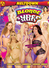 Blonde Super Sluts front cover