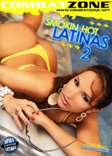 Smokin Hot Latinas #2 front cover