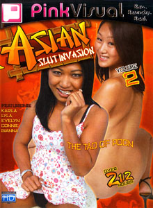 Asian Slut Invasion Volume 2, DVD