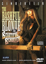 The Bashful Blonde from Beautiful Bendover front cover