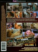 Shane Diesel's Fucking Adventures Volume 1