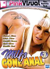 MILFs Gone Anal Vol. 3