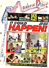 It Could Happen! porn dvd cover