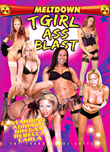 T-Girl Ass Blast porn dvd cover