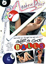 She's Got Balls porn dvd cover