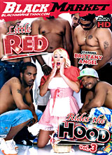 Little Red Rides the HOOD Vol. 3 front cover