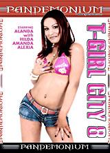 T-Girl City #8