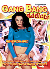 Gang Bang Addicts #2 front cover