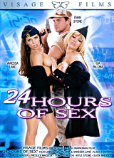 24 Hours Of Sex front cover