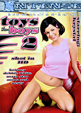 Toys Then Boys #2 front cover