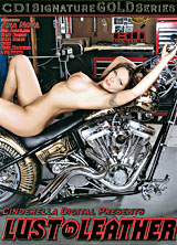 Lust In Leather front cover