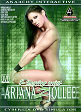 Playing With Ariana Jollee #2 front cover