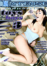 Toys Then Boys #3 front cover