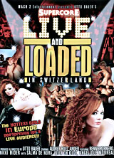 Live & Loaded in Switzerland front cover