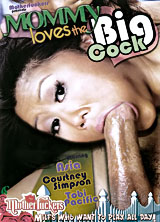 Mommy Loves the Big Cock front cover