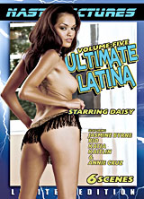 Ultimate Latina #5 front cover