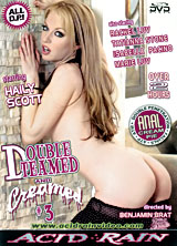 Double Teamed And Creamed #3 front cover