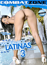 Smokin Hot Latinas #3 front cover