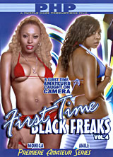 First Time Black Freaks #4