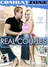 Real Couples porn dvd cover