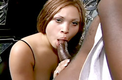 Black & Nasty Blow Job