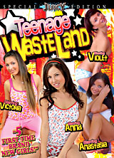 Teenage Wasteland porn dvd cover